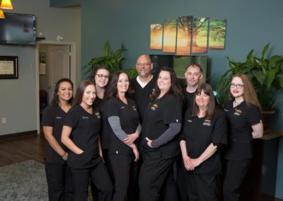Chiropractic Team at Tiger Family Chiropractic